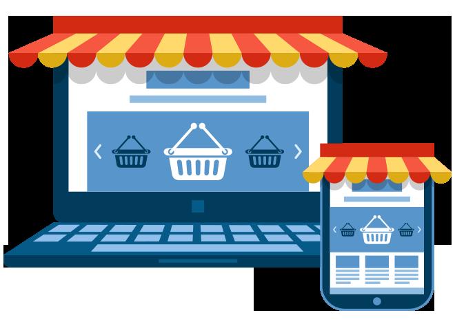 Diseño web tienda online